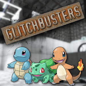 Glitchbusters - Pokemon Red/Blue