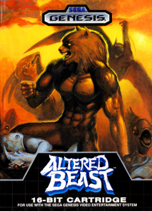 Altered Beast (GEN)