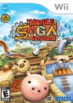 Marble Saga: Kororinpa (Wii)