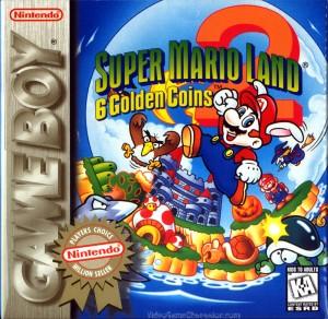 Super Mario Land 2 (GB)