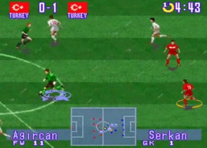 International Superstar Soccer Deluxe - Ghastly Game Glitches