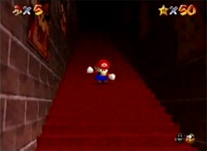 Mike's Game Glitches - Super Mario 64 (N64)