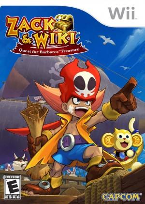 Zack & Wiki (Wii)