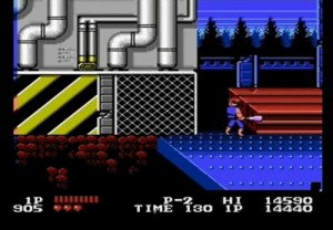 Double Dragon - Ghastly Game Glitches