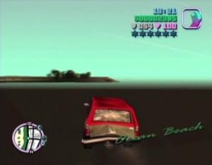 Mike's Game Glitches - Grand Theft Auto Vice City Glitches (PS2)