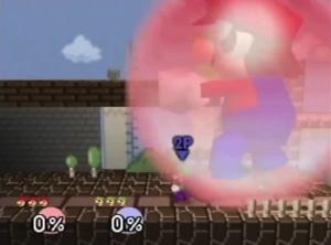 Mike's Game Glitches - Super Smash Bros.